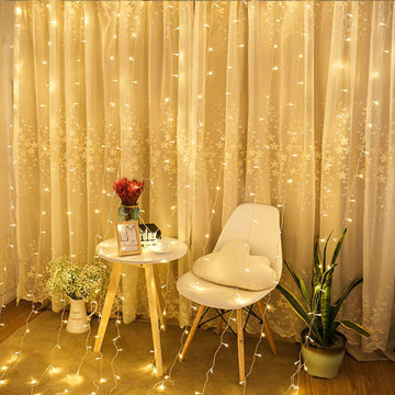 Outdoor Decoration Christmas Led Curtain Light