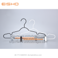 EISHO Black Adult Wood Metal Hanger With Clips