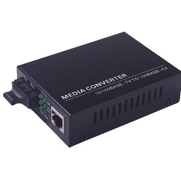 Cat6 Fiber OFC Switch Converter