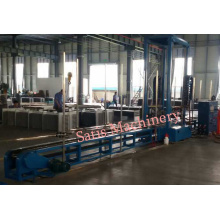 Discountable price for Evaprated Coil Brazing Machine Automatic Coil Brazing Machine Line supply to Mongolia Manufacturer