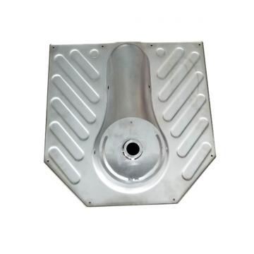 New style Stainless Steel Squatting Toilet pan