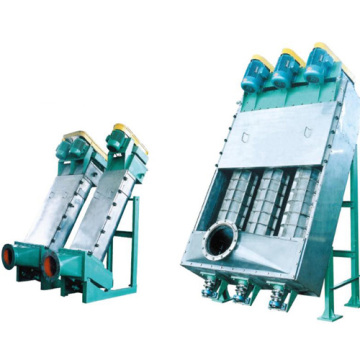 Single Screw Inclined Thickener