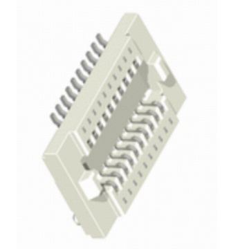 Cheap for Board To Board Terminal Connectors 0.5mm Board to board connector Female single groove supply to Belize Exporter