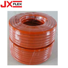 Bottom price for Gas Hose Pipe Fiber Braid Reinforced PVC Plastic Gas Air Hose supply to Montserrat Supplier