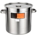 School And Restaurant High Capacity Stainless Steel Bucket