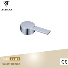 Polished chrome Shower Bathtub Tap Parts Faucet Handles