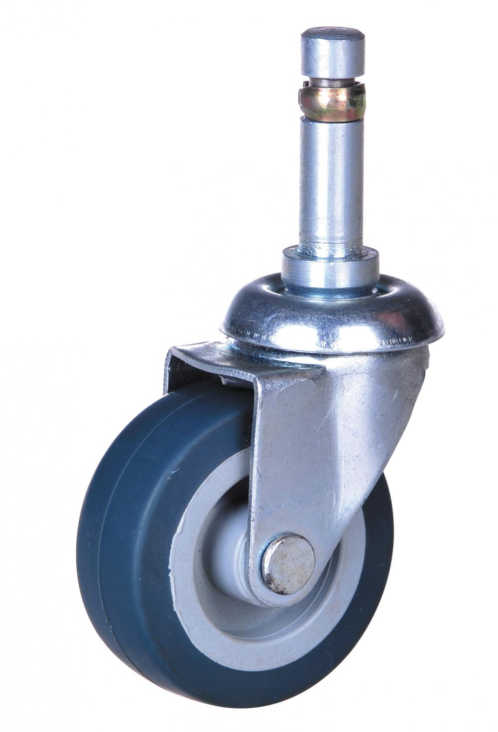 50mm TPE shaft caster