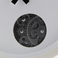 12 Inch ABS Gear Wall Clock