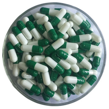 empty hpmc capsules red-green capsule FDA