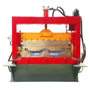 Joint-hidden Roof Sheet Forming Machine