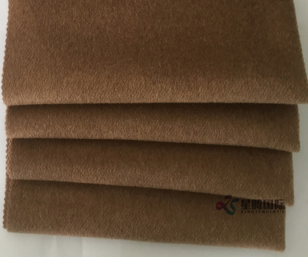 Alpaca and Wool Fabric