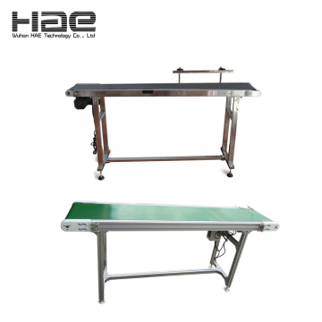 Food Processing Industry PVC/PU Flat Conveyor Belt