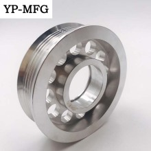 OEM custom anodized cnc high precision machining parts