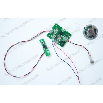 PIR Sensor Sound Chip, PIR Sound Module, Recordable Voice Module