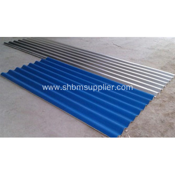 Anti-corrosion Mgo Corrugated Sheets For Roofing Price