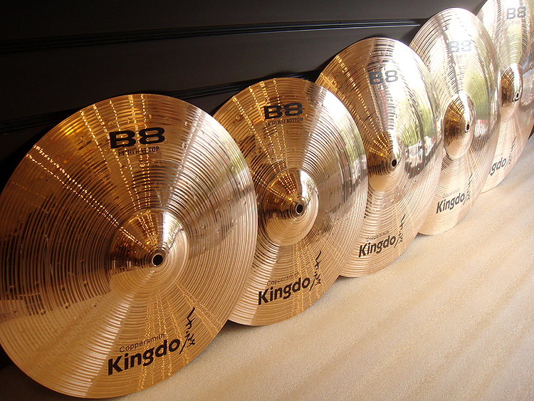 High Quality Cymbals