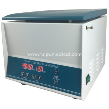 China supplier OEM for Low Speed Centrifuge LOW SPEED CENTRIFUGE MACHINE 24HOLE supply to Russian Federation Factories
