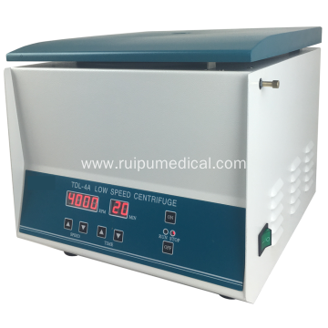LOW SPEED CENTRIFUGE MACHINE 24HOLE