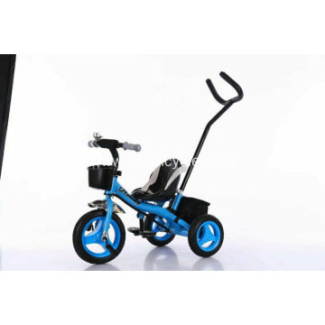 Child Tricycle with Push Baby Trike