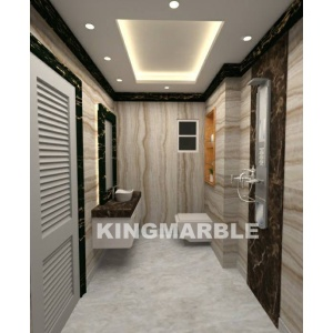 Factory directly for Faux Marble Wall Panel Marble Color PVC Wall Panels and UV Wall Board supply to Paraguay Supplier