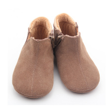 ODM for Baby Leather Boots Winter Plush Warm Soft Sole Baby Boots export to United States Factory