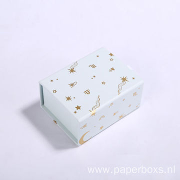 Customized Printed Handmade Gift Packing Paper Box