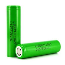 LG Battery 18650MJ1 3500mAh 10A Discharge
