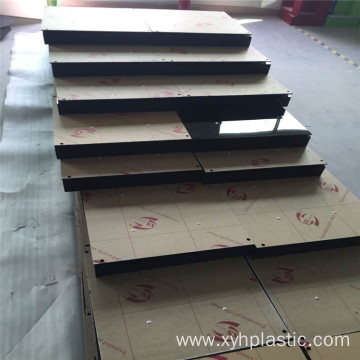 Laser Cutting Cast Acrylic  Board