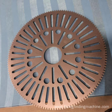 Stainless steel Carrier used in grinding machine