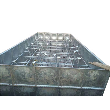 Food Grade SS Water Tank For Drinking Water