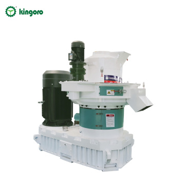 Cotton Waste Pellet Press Machine