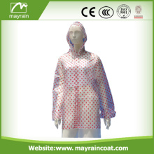 PVC Breathable Waterproof Outdoor Jacket