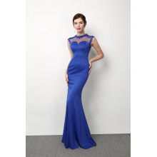 New evening dress banquet noble host female company annual meeting elegant long sexy