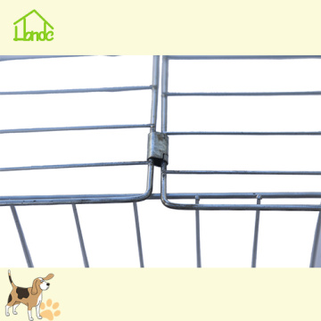 Folding Rabbit Comfortable Metal Exercise Playpen