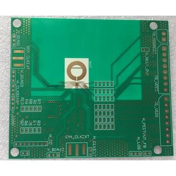 4 layer 10 mil Rogers 4003C PCB
