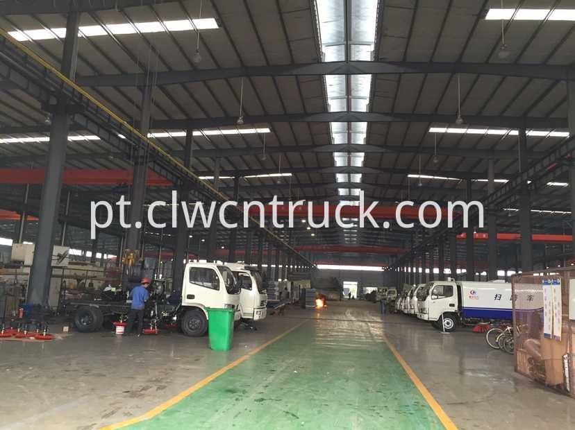 truck transport truck factory show