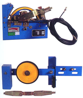 Machine Roomless Elevator Speed Governor , 0.5m/s - 1.75m/s PB208