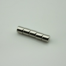 Mini Magnetic NdFeB Round Magnet for Motor
