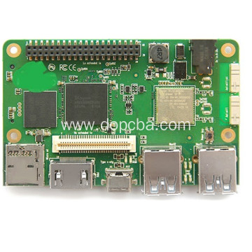 Custom motherboard pcb assembly smart led  pcba