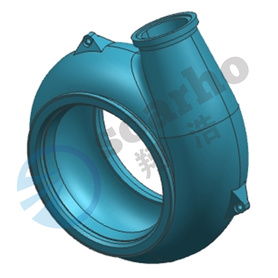 Slurry Pump Volute Cosing