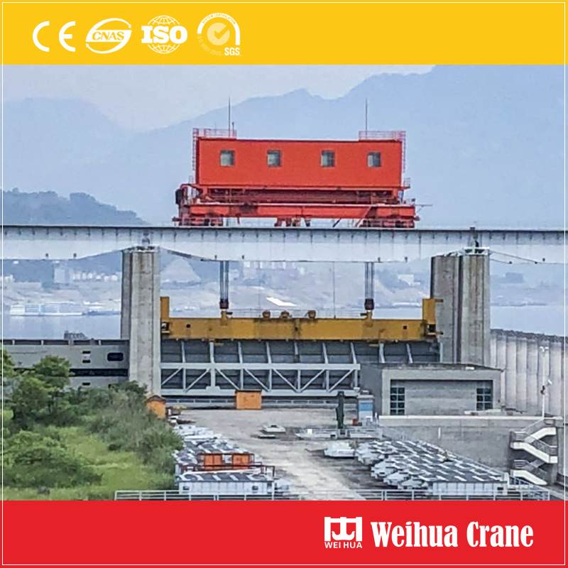 Gate Winch Hoist