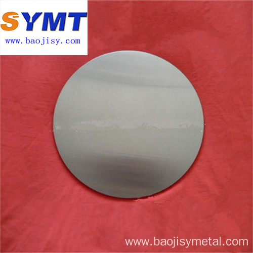 Tungsten Alloy Disc