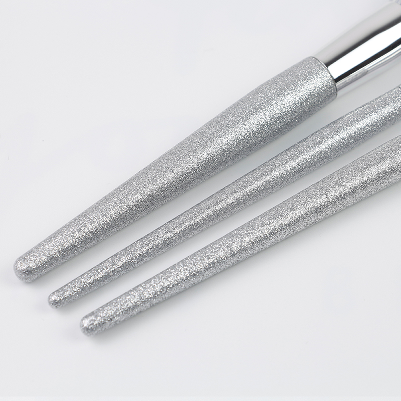 Bling Makeup Brushes