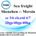 Shenzhen Container Shipping Service to Mersin