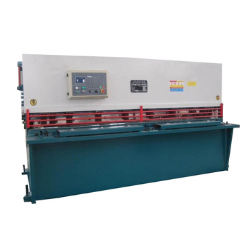 CNC Metal Panels Shearing Machine