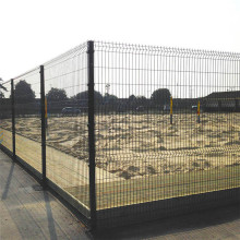 China OEM for Gardon Fence triangle bending wire mesh fence pvc farm fencing export to Malawi Manufacturers