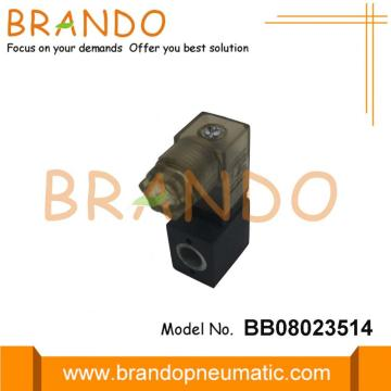 DIN43650C Connection Pneumatic 4V110 Solenoid Valve Coil