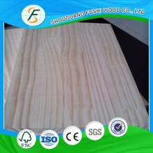 Decoration Material  Pine Laminated Timber Board