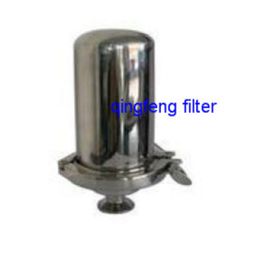 Stainless Steel Vent Filter Housing