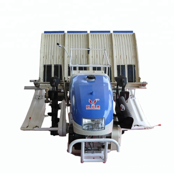 4 Row Rice Transplanter Rice Planter Machine
